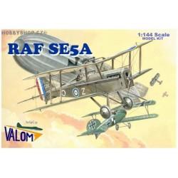 RAF Se5a Dual Combo - 1/144 kit