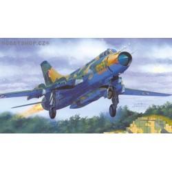 Sukhoi Su-20R Last Flight - 1/72 kit