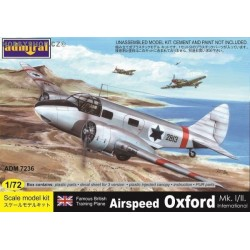 Airspeed Oxford Mk.I / Mk.II International - 1/72 kit
