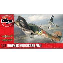 Hawker Hurricane Mk.I - 1/72 kit