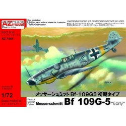 Bf 109G-5 Early  - 1/72 kit