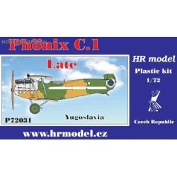 Phönix C.I Late Yugoslavia - 1/72 kit