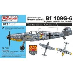Bf 109G-6 Jagdgeschwader JG.5 Eismeer - 1/72 kit