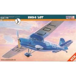 RWD-5 'LOT' - 1/72 kit
