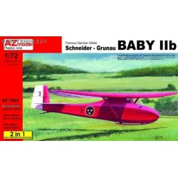 Schneider Grunau Baby IIb International 2 in 1 - 1/72 kit