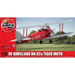 D.H. 82a Tiger Moth Civilian - 1/72 kit