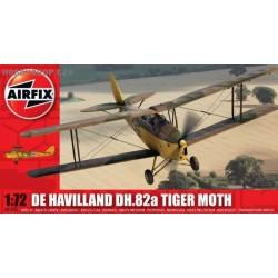 D.H. 82a Tiger Moth RAF - 1/72 kit