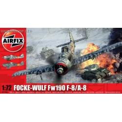 Focke Wulf Fw 190F-8/A-8 - 1/72 kit