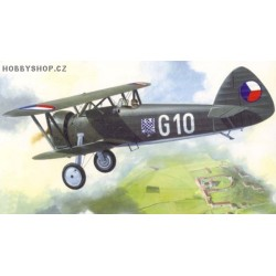 Letov S-231 Fighter Aircraft - 1/72 kit