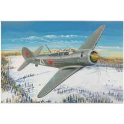 Yak-11 / Let C-11 - 1/48 kit