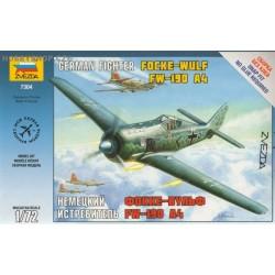 Fw 190A-4 - 1/72 kit