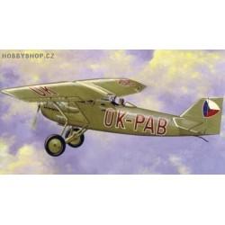 Skoda D.1 (Dewoitine D-21C-1) - 1/72 kit