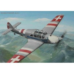 Bf 108B/D Postwar - 1/72 kit