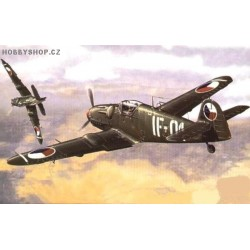 Avia S-199 Mule Czechoslovak A.F. - 1/72 kit