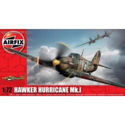 Hawker Hurricane Mk.I - 1/72 kit