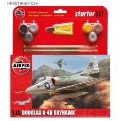 Douglas A-4B Skyhawk Starter Set - 1/72 kit