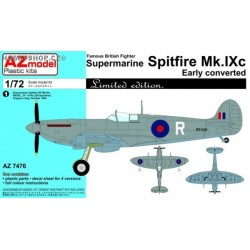Spitfire Mk.IXc Early Converted - 1/72 kit