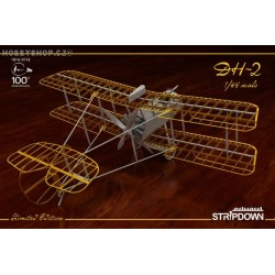 DH-2 STRIPDOWN Limited Edition - 1/48 kit