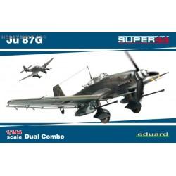Ju 87G  DUAL COMBO - 1/144 kit