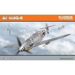 Bf 109G-6 ProfiPACK - 1/48 kit