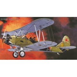 Polikarpov Po-2 WWII Mutlipurpose Aircraft - 1/72 kit