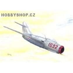 MiG-15 - 1/144 kit