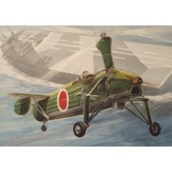Kayaba Ka-Go (O-GO) Ka-1 - 1/48 kit