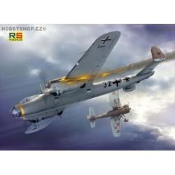 Dornier Do 17E - 1/72 kit