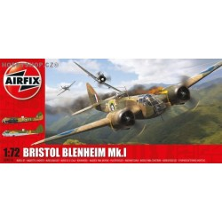 Bristol Blenheim Mk.I - 1/72 kit