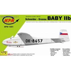 Grunau Baby IIb - 1/72 kit