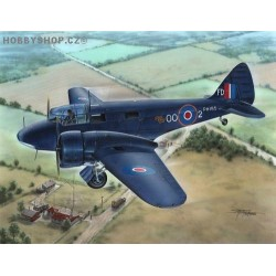 Airspeed Oxford Mk.I/II Royal Navy - 1/48 kit