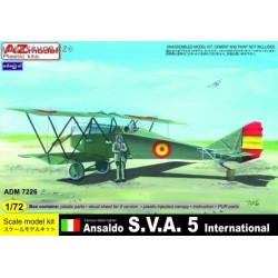 Ansaldo SVA 5 International - 1/72 kit