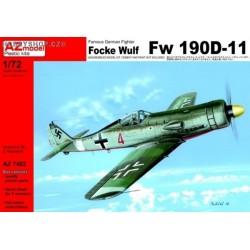 Focke Wulf Fw 190D-11 - 1/72 kit