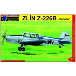 Zlin Z-226B Bohatýr - 1/72 kit