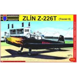 Zlin Z-226T - 1/72 kit
