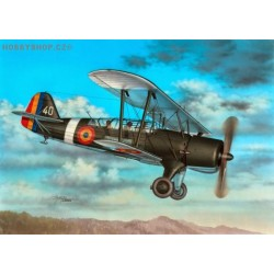 IAR-37 Romanian Light Bomber - 1/72 kit