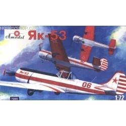 Yak-53 Single-Seat Sporting Aircraft - 1/72 kit