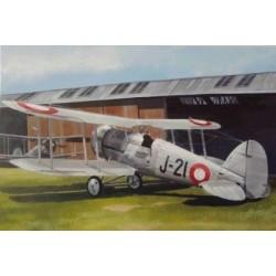 Gloster Gauntlet Mk.I - 1/72 kit