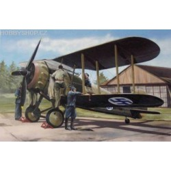 Gloster Gauntlet Finland service - 1/72 kit