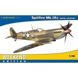 Spitfire Mk.IXc early version Weekend - 1/48 kit