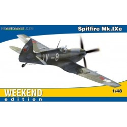 Spitfire Mk.IXe Weekend - 1/48 kit