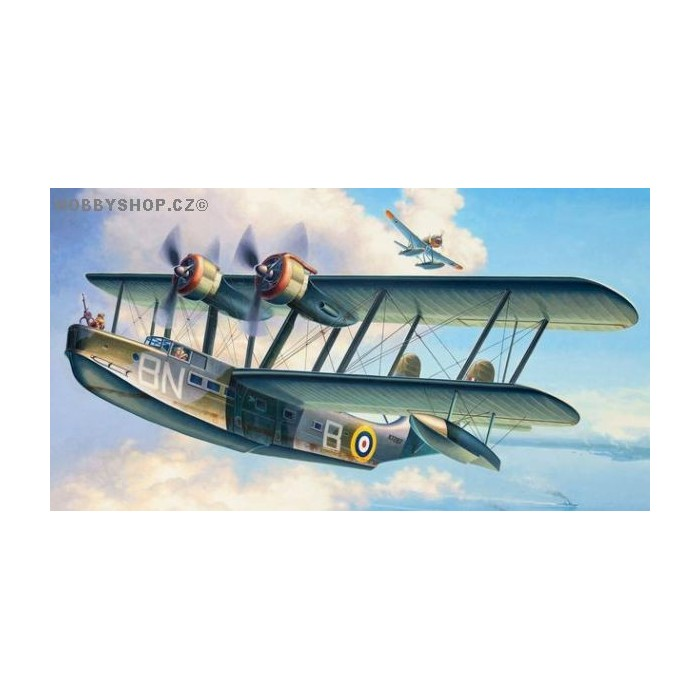 Supermarine Stranraer - 1/72 kit