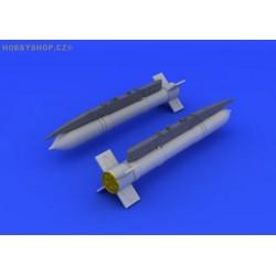 S-24 rocket - 1/48 update set
