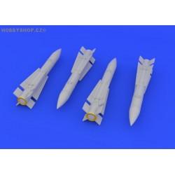 AIM-54C Phoenix - 1/72 update set