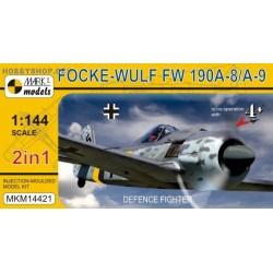 Focke-Wulf Fw 190A-8/A-9 2in1 - 1/144 kit