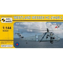 Wessex HAS.1 / HAS.31A - 1/144 kit