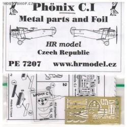 Phönix C.I - 1/72 PE set