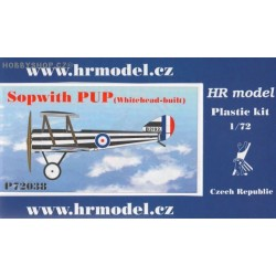 Sopwith Pup 'Whitehead-built' - 1/72 kit