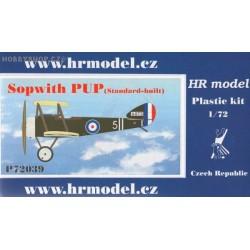 Sopwith Pup 'Standard-built' - 1/72 kit