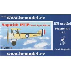 Sopwith Pup 'Naval Type 9901a' - 1/72 kit